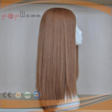 ブラジルの毛の膚触りがよくまっすぐな女性のかつら(PPG-l-0492)