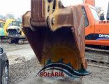 Verwendeter ursprünglicher Gleisketten-Exkavator des USA-schwerer Baggeraufbau-Maschinerie-Gleiskettenfahrzeug-349d