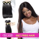 Das GroßhandelsspenderMenschenhaar des jungfrau-brasilianisches Haar-
