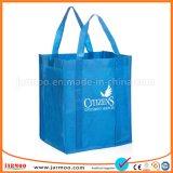 カスタマイズされる高品質の習慣の非編まれた袋を広告する