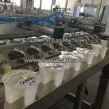 Enchimento do copo da bebida do Yogurt e máquina automáticos da selagem (BG60A--6C)