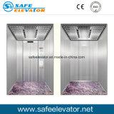 나무로 되는 오두막 미러 에칭 전송자 엘리베이터