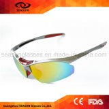 عالة علامة تجاريّة درّاجة رجال [أوف] واقية رياضة نظّارات شمس لأنّ ينهي يركض يقود