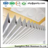 Hall d'exposition Panneau d'accès acoustique plafond décoratifs en aluminium