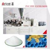 Máquina/linha dobro da extrusão da tubulação do PVC