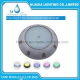 Luz subacuática montada superficie de la lámpara de la piscina del RGB 12volt LED