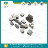 시멘트가 발라진 탄화물 못 형 구멍을 뚫는 것은 못 만들기를 위해 정지한다 정지한다