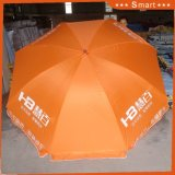 Pubblicità dell'ombrello di spiaggia esterno di Pormotion