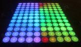 Waterdichte IP65 LEIDENE van uitstekende kwaliteit Dynamische Dynamische Punt Gescherpte LEIDENE van Dance Floor Pixel Dance Floor voor Verkoop