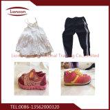 中古の子供の靴の高い等級の輸出市場