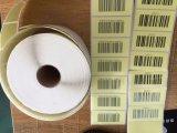Étiquette d'étiquette de collant de prix usine