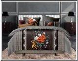赤ん坊の寝具の卸売100%年のポリエステル印刷Ab 80-120GSMの子供の羽毛布団カバーカスタムプリント寝具の製造業者