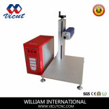 SS und Plastikmarkierungs-Maschinen-Faser-Laser-Markierungs-Maschinerie