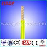 Fio elétrico flexível com condutores de cobre com isolamento de PVC