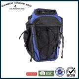 El nuevo diseño se divierte los bolsos de encargo impermeables Sh-17090124 de la insignia del bolso seco del PVC del bolso seco del morral del océano