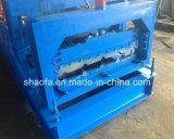 Профессиональный алюминиевый полированной плиткой холодной роликогибочная машина