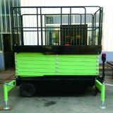 Table élévatrice à ciseaux mobile (12m mis à niveau)