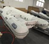 Liya 2.4m-4.8m Aluminium-Boots-aufblasbares Boot für Fischen