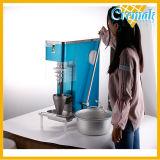 Venda de fábrica de frutas de Aço Inoxidável máquina de fazer sorvete de turbulência