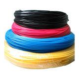 La parte superior calidad Durable material del tubo de PTFE Teflón personalizado