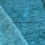 Panno morbido di effetto di stampa del catione micro, tessuto del rivestimento (verde scuro)