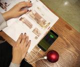 Banque d'alimentation avec chargeur portable Hand-Warmer Chargeur mobile (YM2)