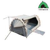 Palo di alluminio tenda di campeggio di due strati per la tenda dello Swag della singola persona