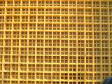 GRP 섬유에 의하여 강화되는 플라스틱 섬유유리 FRP 격자판