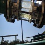 Pétrole de voiture d'occasion de Jnc Chine et usine de régénération de pétrole brut