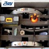 Od 거치한 휴대용 유압은 (전기) 프레임 또는 관 절단과 경사지는 기계 - SFM0408H를 나누었다