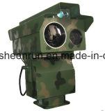 Macchina fotografica del CCTV di sorveglianza di Thermal&Laser della lunga autonomia del Multi-Sensor