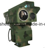 Multi-Sensorの長距離Thermal&Laserの監視CCTVのカメラ