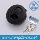 海洋のボートのハードウェアのプラスチック引張環の円形のSLAMのボートのラッチロック(YH1326)