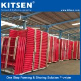 Haltbares Stahlstrichleiter-Rahmen-Baugerüst-System für Verkauf