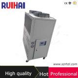Mini refrigerador empacotado em forma de caixa portátil industrial do ar com 0.5-20 capacidades refrigerando do Rt