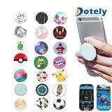 Telefone celular itens promocionais personalizadas pop plástico alça de suporte