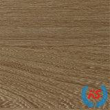 Papel decorativo de la melamina del grano de madera del marco de puerta para los muebles (8620)