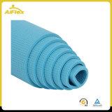 Non-Slip циновка йоги PVC высокой плотности