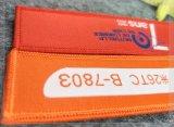 جاكار نسيج علامة تجاريّة يحاك [كي رينغ] لأنّ حقيبة بطاقة