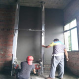 La colle et mortier automatiques de la Chine plâtrant la machine