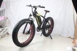 رخيصة [شنس] [48ف] [750و] 26*4.0 بوصة إطار العجلة سمين كهربائيّة ثلج دراجة مع [لغ] [ليثيوم بتّري]