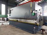 Jiashida E21 Nc 6m de comprimento grande chapa metálica máquina de dobragem hidráulica de aço carbono de 8 mm