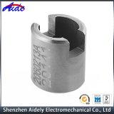Peças de maquinaria do bracelete do aço inoxidável do metal do CNC da ferragem da precisão