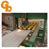 Labareda de pedra automático e máquina de corte de laje de granito