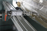 Máquina de corte guilhotina CNC hidráulica (QC11Y-4X2500) Melhor qualidade do fabricante