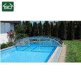 De lange Dekking van het Zwembad van de Garantie Telescopische