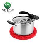 Beste verkaufende heiße Auflage-Silikon-isolierende Matte u. Küche-hitzebeständige Matte