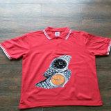 Flexión imprimible del Eco-Solvente oscuro lavable suave para la camisa