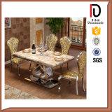 현대 호화스러운 식당 의자