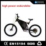 고성능 판매를 위한 8000 와트 Enduro 전기 자전거 또는 자전거